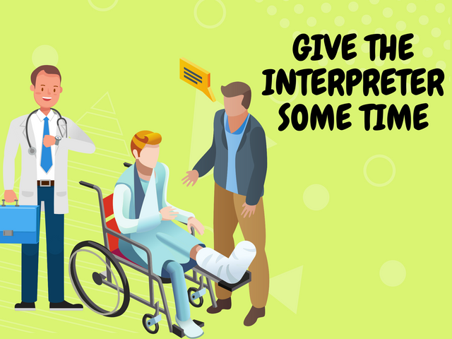 GIVE-THE-INTERPRETER-SOME-TIME
