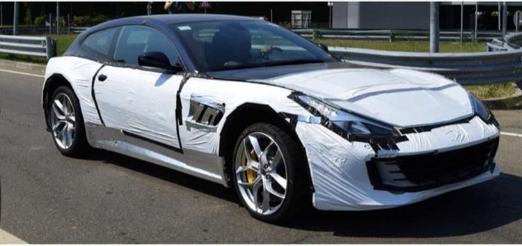 2020 Ferrari Purosangue (F16X) 11