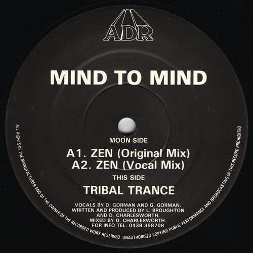 Download Mind To Mind - Zen / Tribal Trance mp3