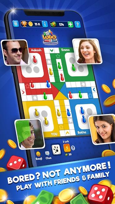 Ludo Club – Fun Dice Game 2