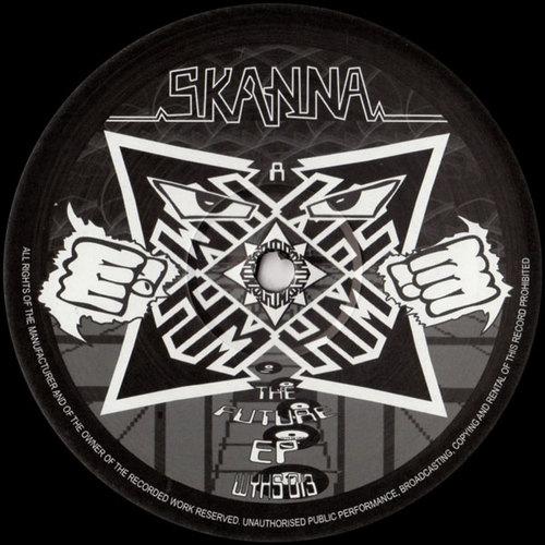 Skanna - The Future EP 1993