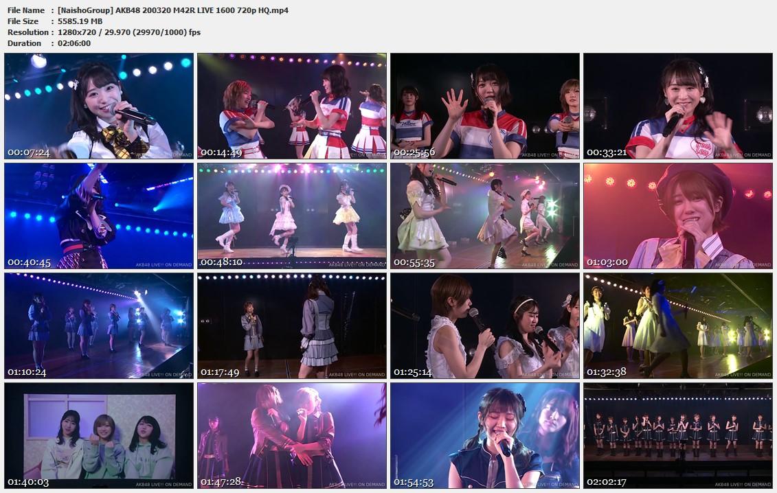 Naisho-Group-AKB48-200320-M42-R-LIVE-1600-720p-HQ-mp4