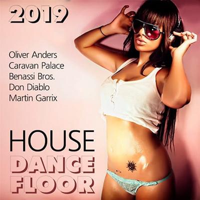 VA -House Dancefloor  – 2019 –