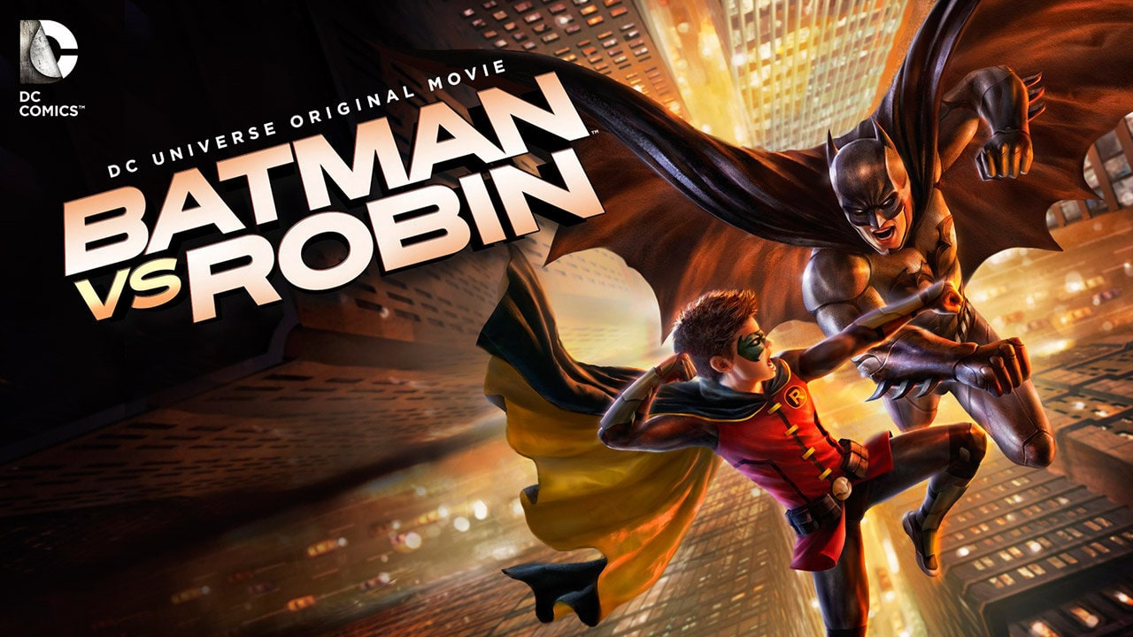 Batman vs Robin