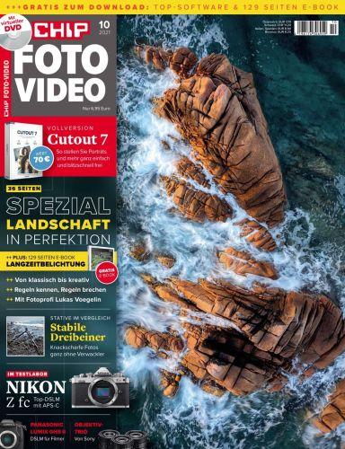 Cover: Chip Foto und Video Magazin Oktober No 10 2021