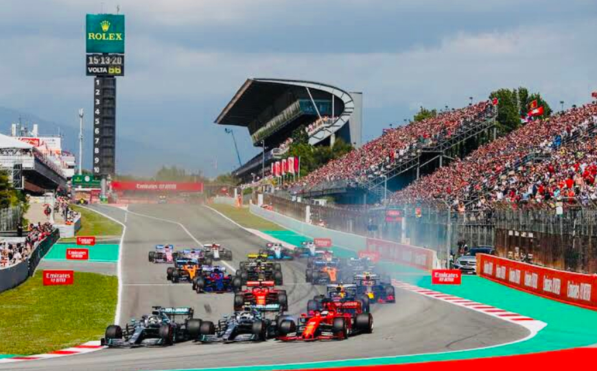 GP Spagna Streaming Gratis F1 2020: Partenza Gara con FERRARI Video YouTube e Facebook Live-Stream