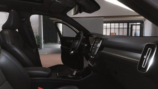 Le nouveau Portail d'Innovations de Volvo Cars permet aux développeurs externes de contribuer à concevoir des véhicules plus performants 276518-Volvo-XC40-Recharge-3-D-Unity-template
