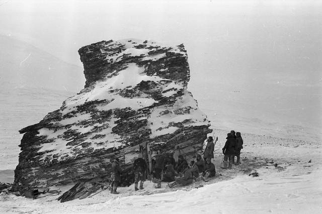 Dyatlov pass 1959 search 39