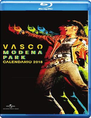 Vasco Modena Park (2017) Full Blu Ray 1:1 AVC ITA DTS 5.1 - PCM 2.0 + 5.1