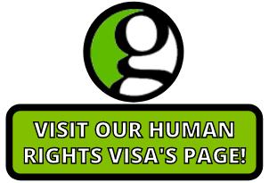 human rights visa's page