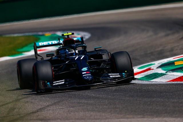 F1 GP d'Italie 2020 (éssais libres -1 -2 - 3 - Qualifications) M241691