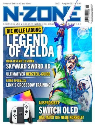 Cover: N-Zone Retro-Magazin No 09 September 2021