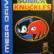 [Fullset] Megadrive Pal Sonic-Knuckles