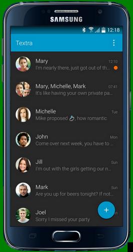 Textra SMS - Stránky 5 - Warez Mobile Forum - iPhone