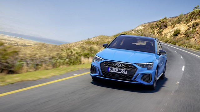 Conduisez jusqu'à 67 km en utilisant l'énergie électrique : La nouvelle Audi A3 Sportback 40 TFSI e A206522-medium