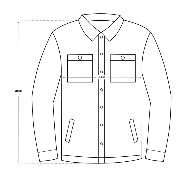 Jacket-Size-Chart-Template