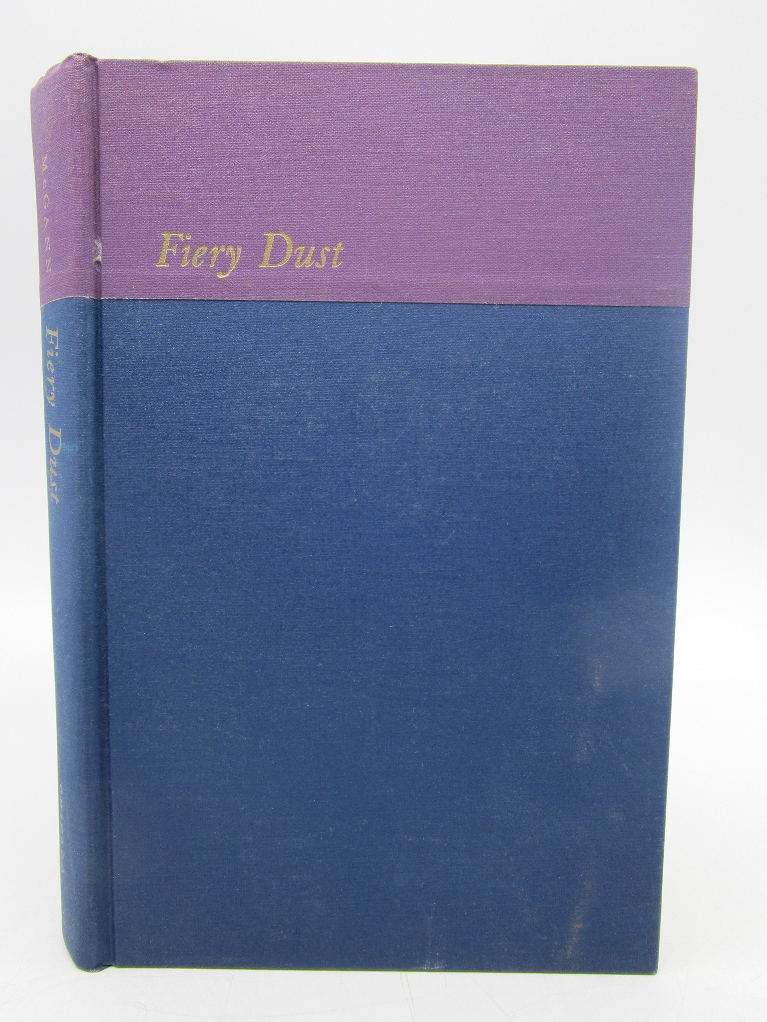 Image for Fiery Dust: Byron's Poetic Development