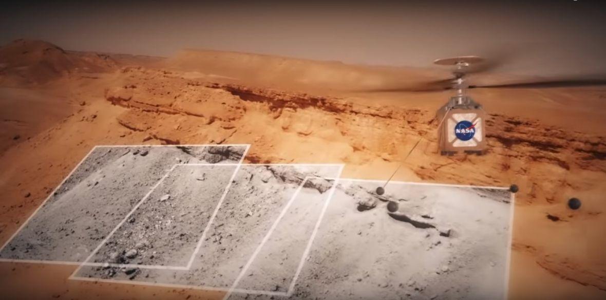 (VIDEO) Nova era u istraživanju svemira: Marsovski helikopter položio još jedan test