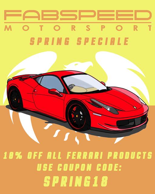 Ferrari Speciale Logo