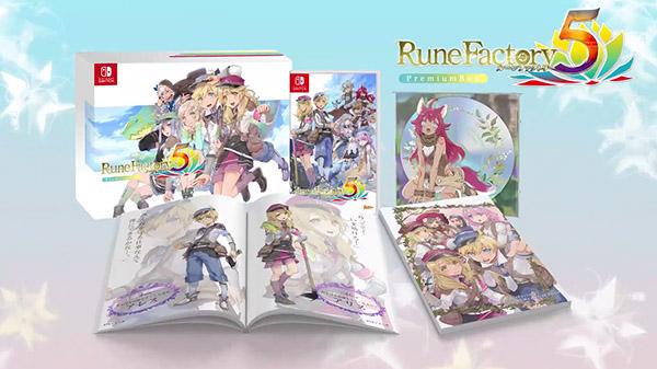 """符文工廠5日文"""" Premium Box""""限量版預告片 Rune-Factory-5-Premium-Box-02-03-21"""