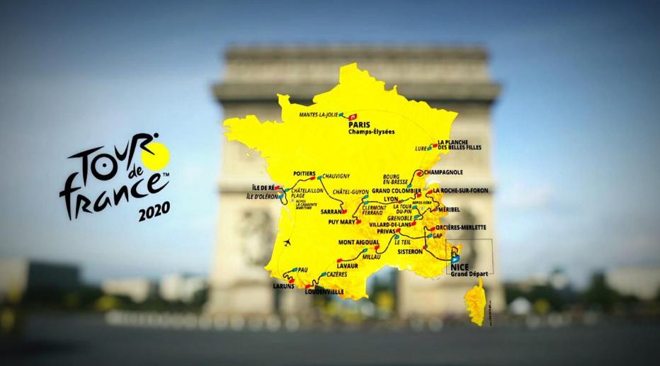 Rojadirecta Tour de France 2020 Streaming Diretta TV: dove vederlo e date delle 21 tappe.