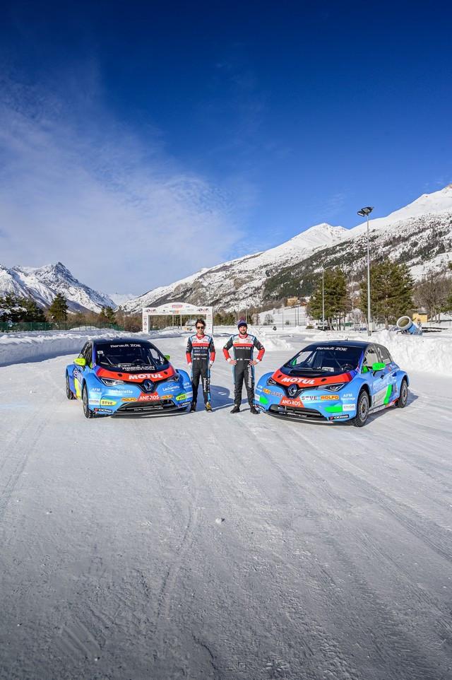 L'heure De La Comfirmation Pour ZOE Glace Et Les Pilotes Du Team Da Racing-Renault-Motul 2020-ZOE-GLACE-e-TROPHEE-Andros-Team-D-A-Racing-Renault-Motul-24