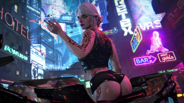 В Cyberpunk 2077 будет шикарный редактор персонажа