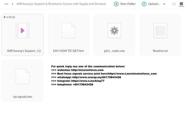 Aliff Awang's Support & Resistance Course with Supply and Demand (Total size: 249.2 MB Contains: 5 f.jpg