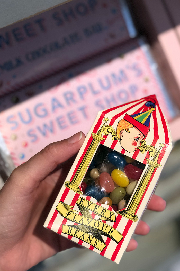 Bertie Bott's Every Flavour Beans at The Wizarding World of Harry Potter