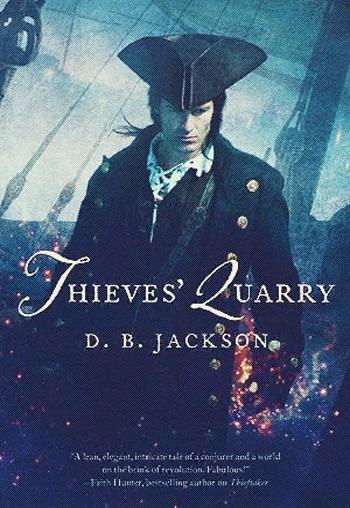Д.Б. Джексон - Хроники охотника на воров 2. Воровская добыча