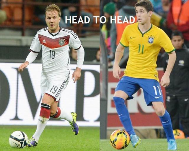 Brazil Vs Germany Head To Head