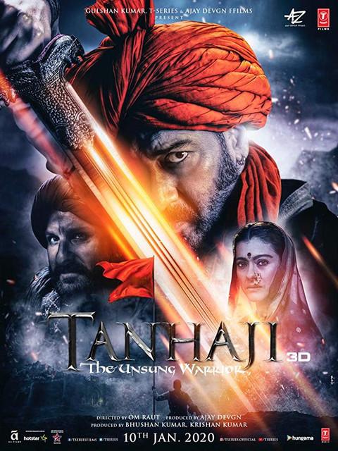 Танаджи: Невоспетый воин / Tanhaji: The Unsung Warrior / 2020 / ЛД / WEB-DLRip