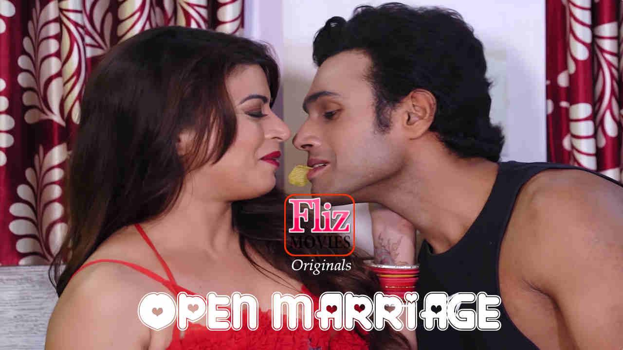 18+ Open Marriage Hindi Season 1 Adult Fliz Movies Series