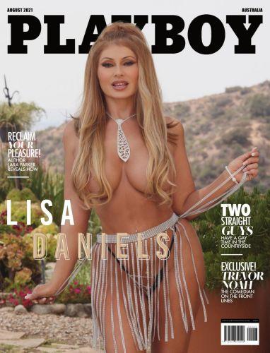 Cover: Playboy Australia – August 2021