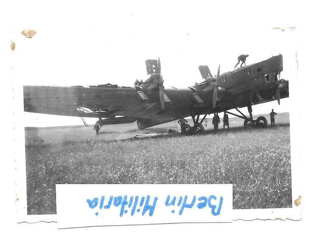 Foto-1942-Feldflughafen-Schatalowka-KG-1-Russischer