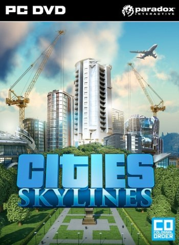 Cities: Skylines - Deluxe Edition [v 1.12.2-f3 + DLC] (2015) RePack от xatab