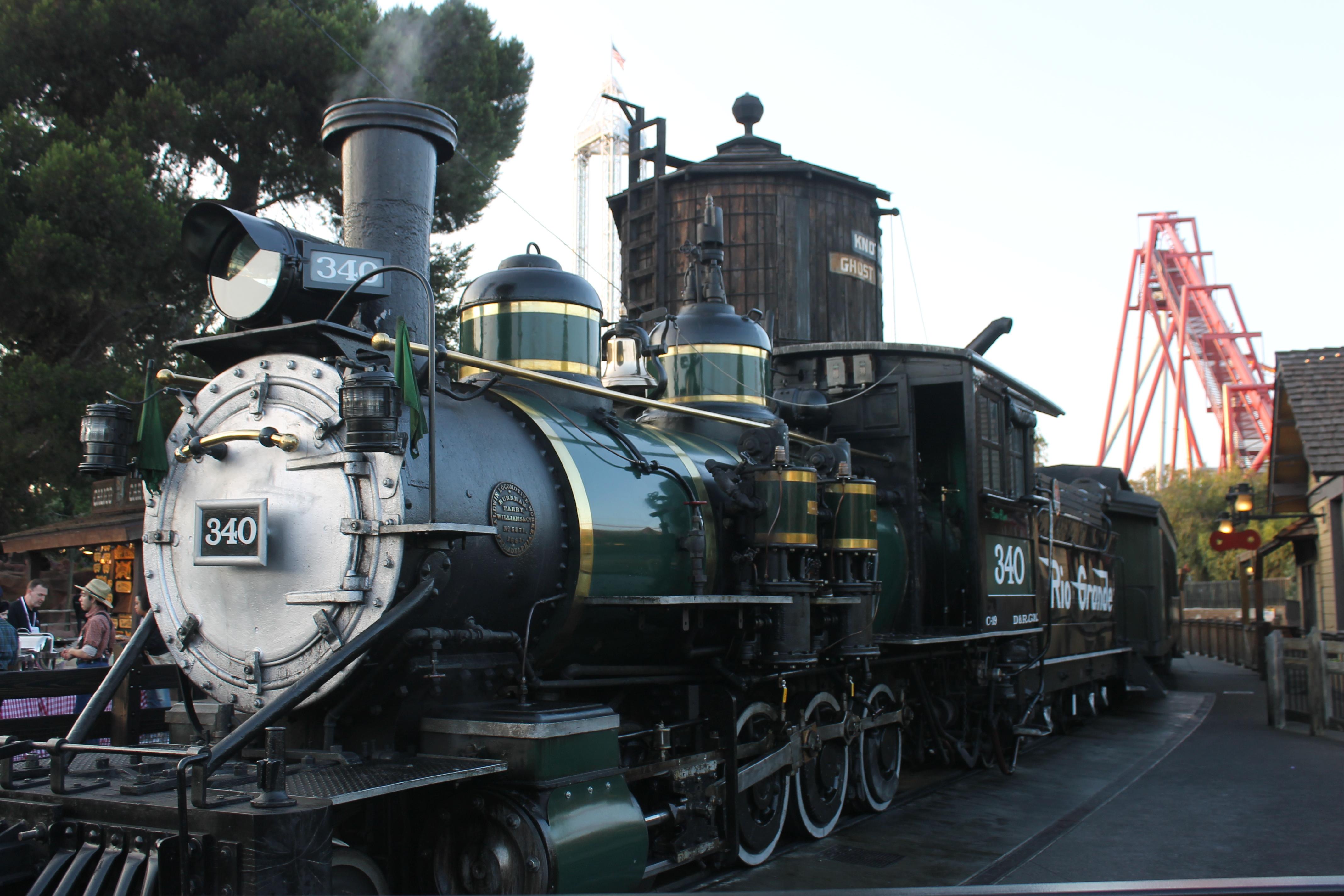 calico railroad
