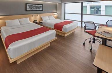 Hotel City Express EBC Reforma México