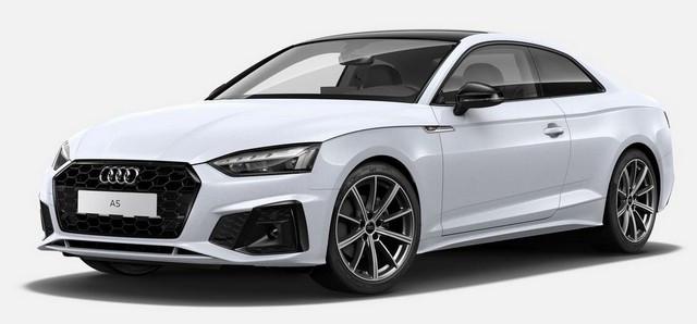 Audi A4 et Audi A5 : une série spéciale S Edition encore plus équipée A5-Coupe