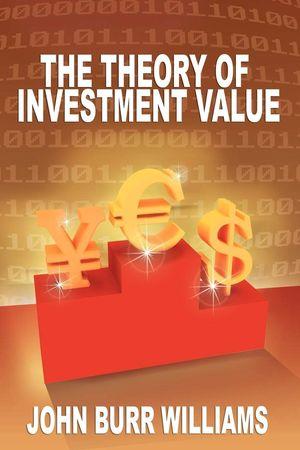 """Книги про финансы: """"Теория инвестиционной стоимости"""", Джон Бэрр Уильямс"""