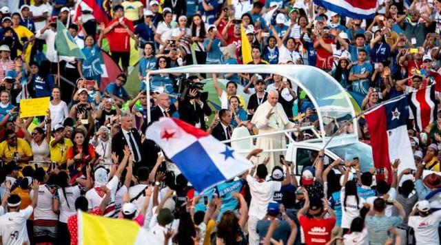 Papa-Francisco-JMJPanama2019-Daniel-Ibanez-ACIPrensa