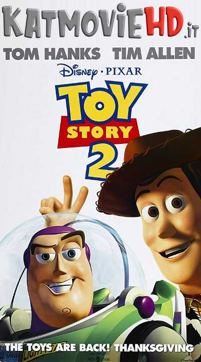 Toy Story 2 (1999) Full Movie in Hindi Dual Audio | BluRay 480p 720p [HD]