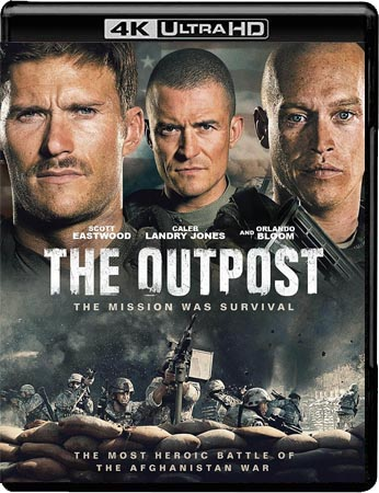 The Outpost (2019) UHD 4K 2160p Video Untouched ITA ENG DTS HD MA+AC3 Subs