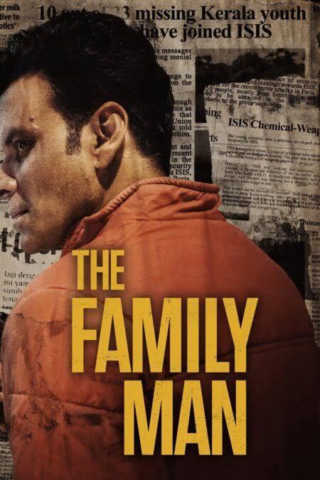 The Family Man Season 2 Hindi AMZN WEB-DL 480p, 720p & 1080p Download