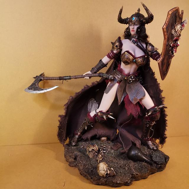 tbleague - NEW PRODUCT: TBLeague: 1/6 Viking Woman (# PL2020-162) 26