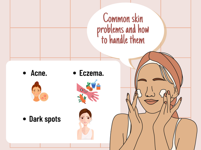 Common-skin-problems-and-how-to-handle-them