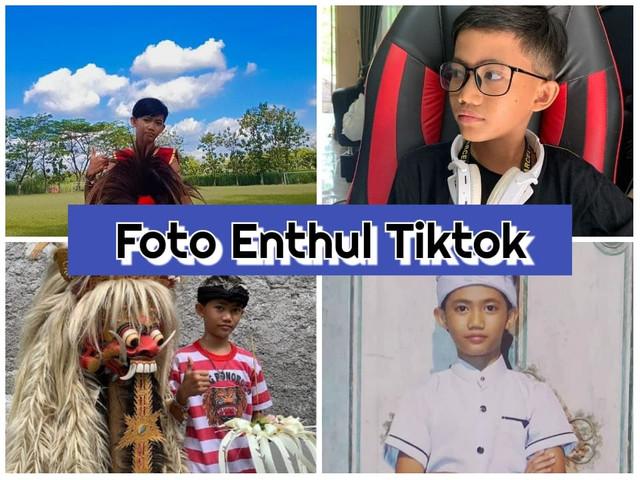 Foto Entul TikTok Garuda Wisnu Satria Muda