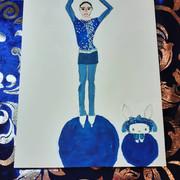 Камила Валиева - Девочка на шаре