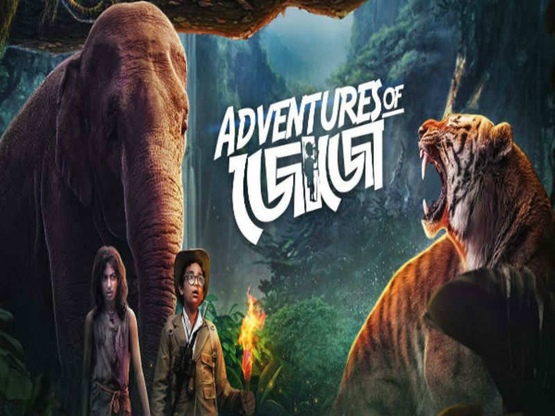 Adventures of Jojo (2018) Bengali HDRip 720p