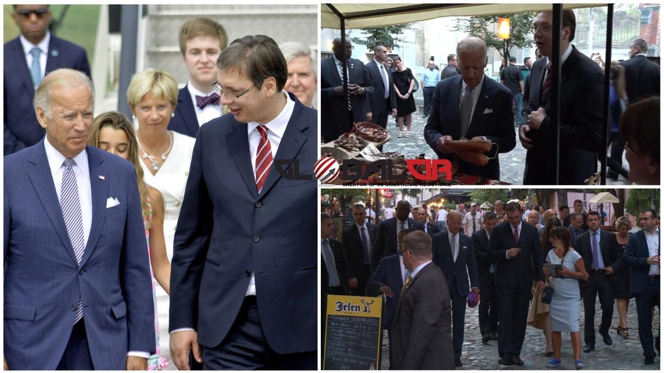 STARI ZNANCI! Vučić: Moji su lični odnosi sa Bajdenom bolji nego sa Trampom!